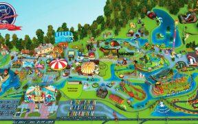 Mapa do Beto Carrero World