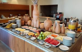 Frutas, Sucos e Frios do Radisson
