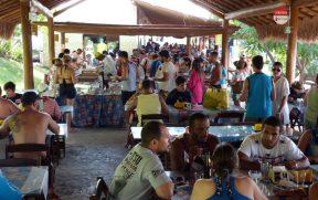 Área Coberta do Restaurante Karrancas