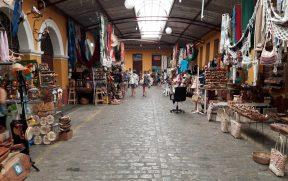 Artesanato do Mercado Popular