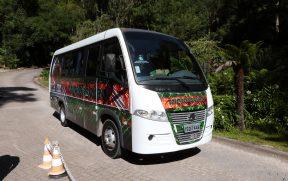 Ônibus do Vale dos Dinossauros