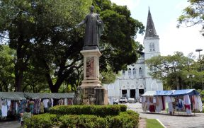 Praça e Catedral Metropolitana de Aracaju