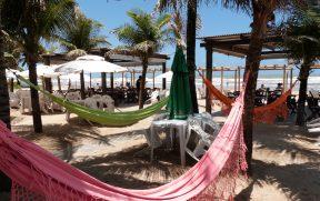 Redes para Relaxar no Duna Beach