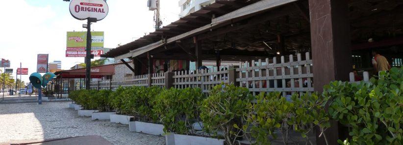 Restaurante na Passarela do Caranguejo