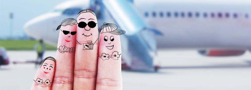Família Viajando com Seguro