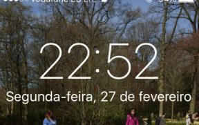 Na Espanha, a T-Mobile usa o serviço da operadora Vodafone