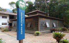 Centro de Visitantes do PARNASO