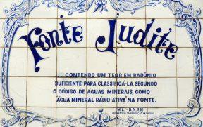 Fonte Judith - Água Mineral Radioativa