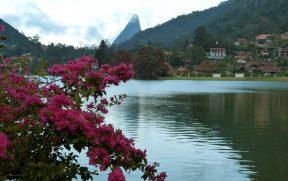 Lago Comary em Teresópolis
