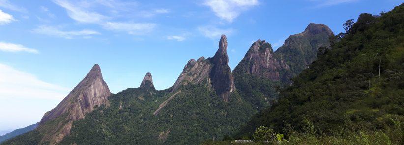 Principais Picos da Serra dos Órgãos