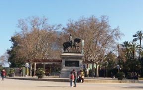 O Parc de la Ciutadella abriga o Zoo de Barcelona