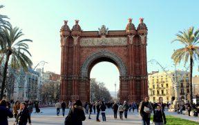 Arc de Triomf de Barcelona