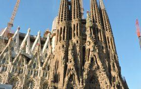 Sagrada Família: Fachada da Natividade