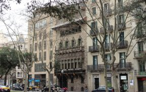 Palau del Baró Quadras