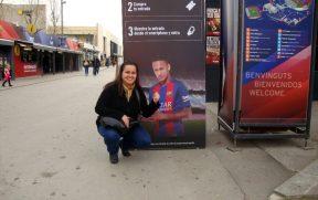 Neymar dando boas-vindas