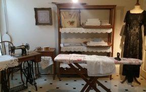 O antigo quarto de empregada