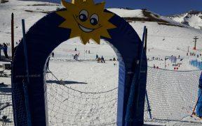 Escola de Neve para Crianças