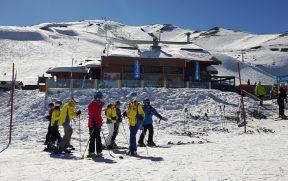 Grupo Aprendendo a Esquiar