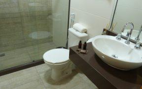 Banheiro do Quarto Duplo