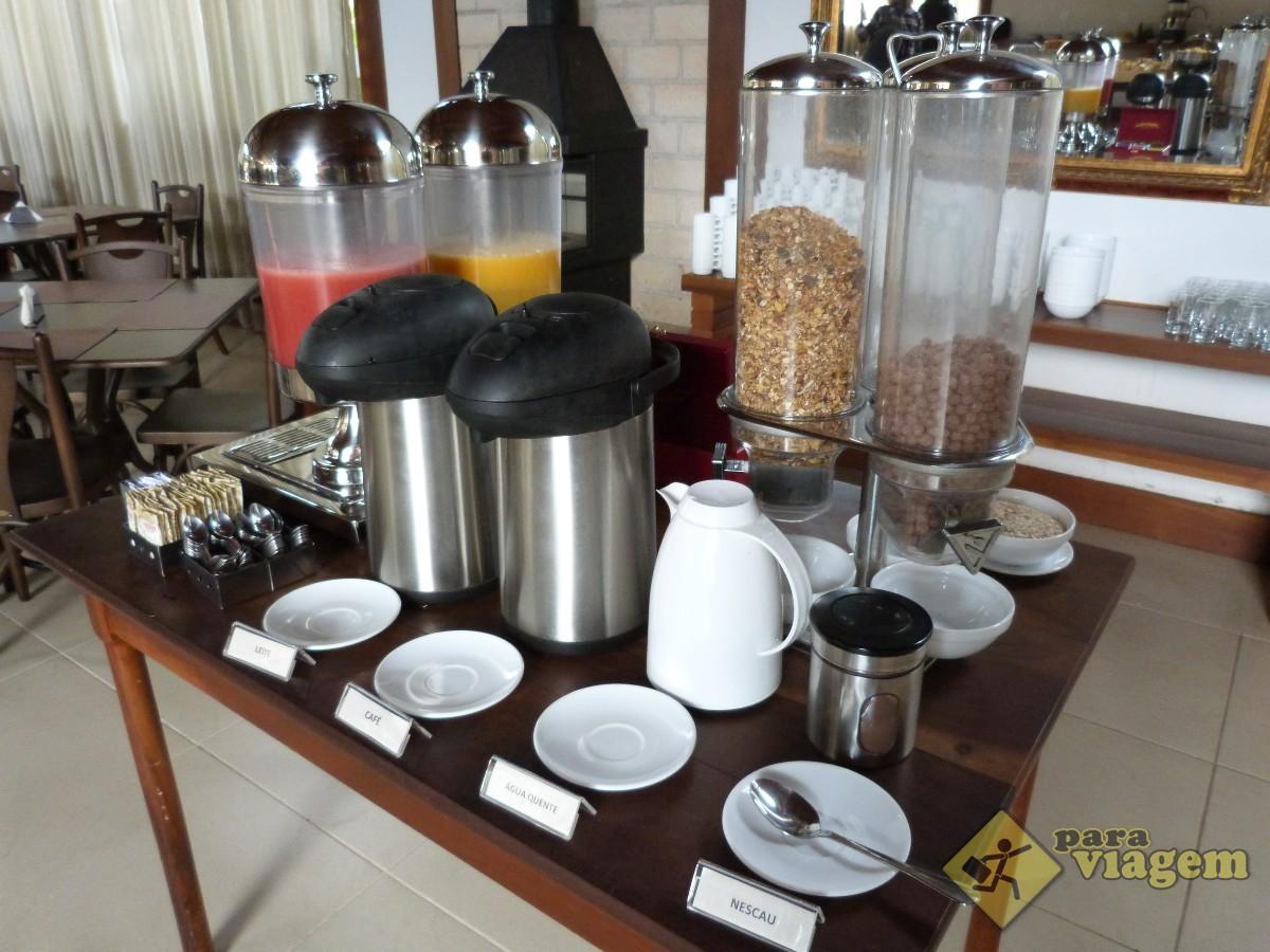 Bebidas do Café da Manhã