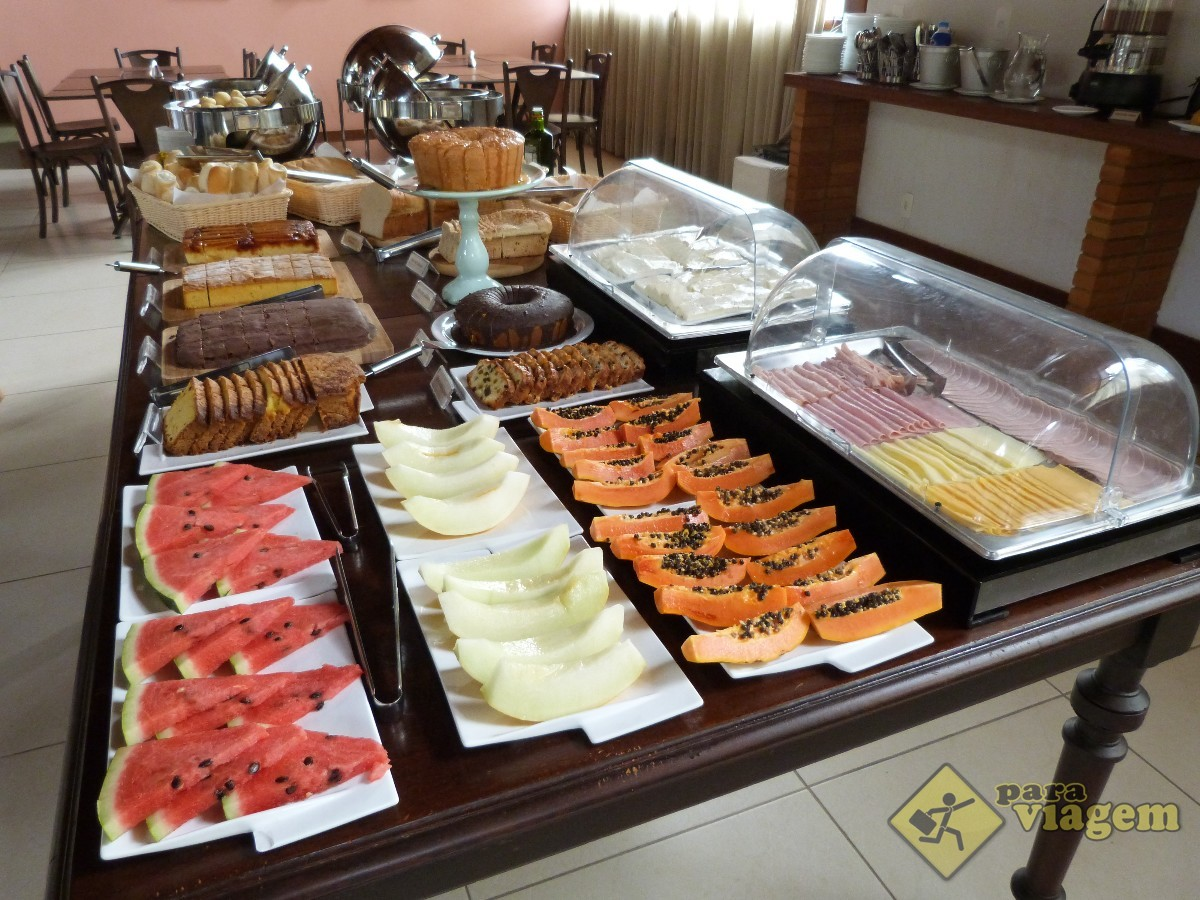 Frutas no Café da Manhã