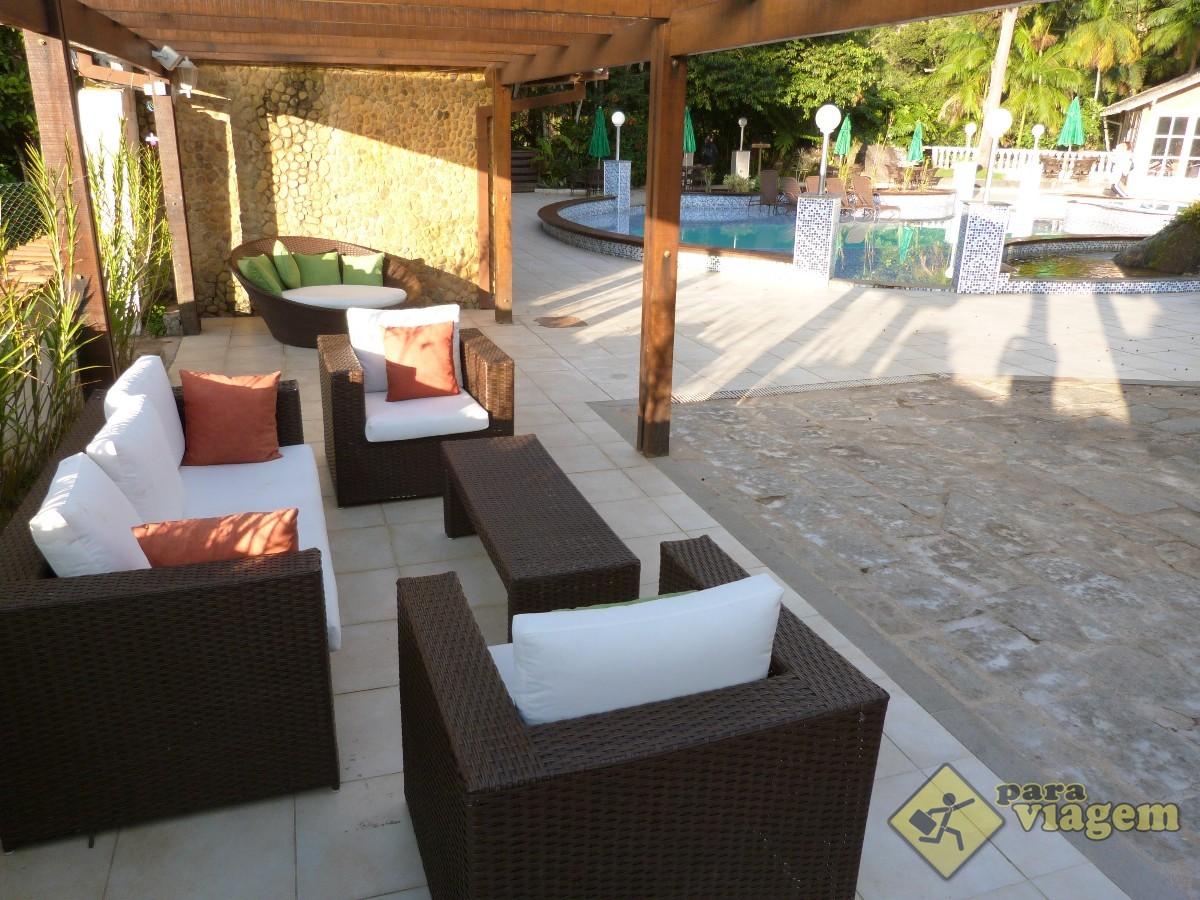 Lounge ao Lado da Piscina