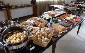 Pães e Bolos do Café da Manhã
