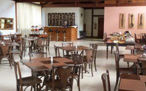 Restaurante da Pousada Terê Parque