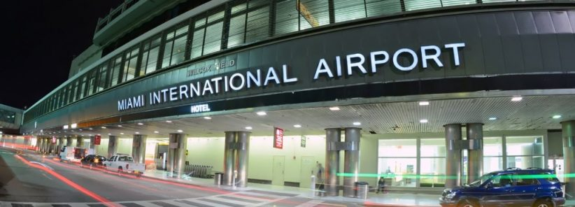 Aeroporto Internacional de Miami