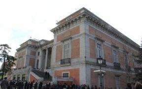 Edifício do Museu do Prado