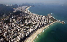 Ipanema, Arpoador e Copacabana