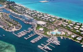 Bimini nas Bahamas
