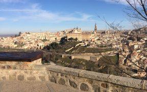 Miradouro del Valle em Toledo