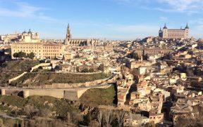 Panorama de Toledo