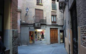 Labirinto de ruas de Toledo. A cada virada, uma surpresa!
