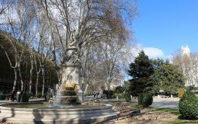 Paseo del Prado: Fonte de Apolo