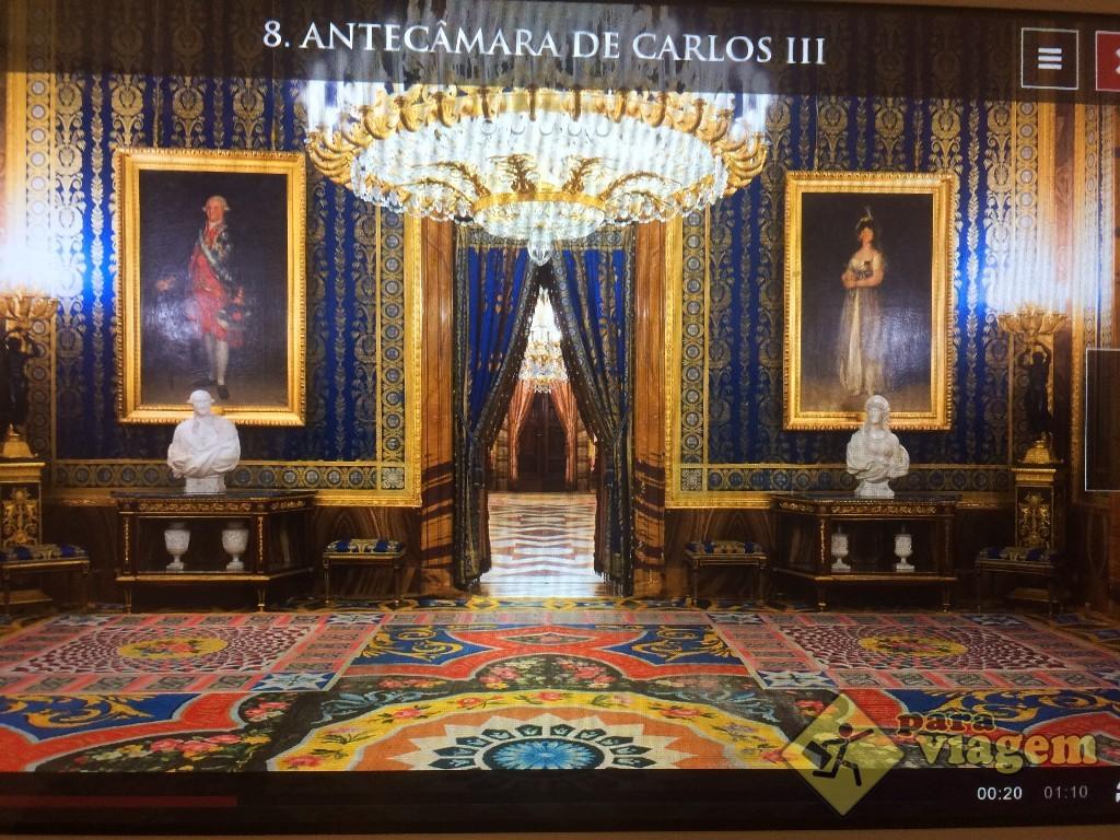 Antecâmara de Carlos III