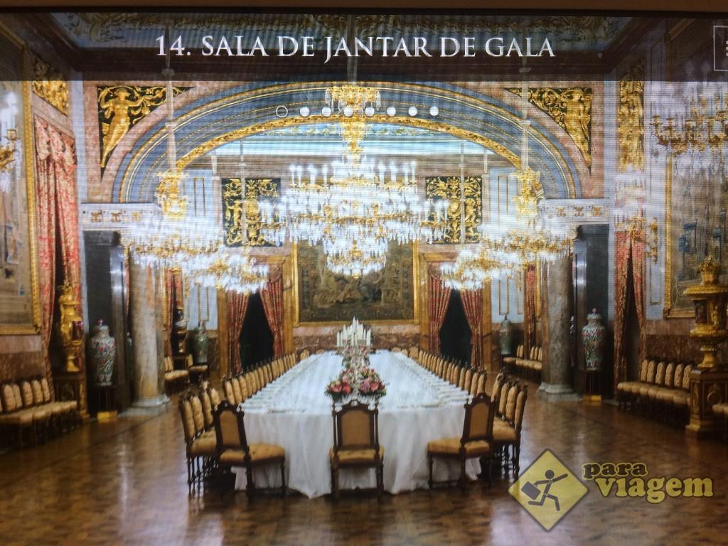 Sala de Jantar de Gala