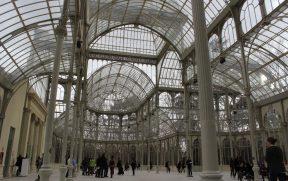 Parque del Retiro: Palácio de Cristal
