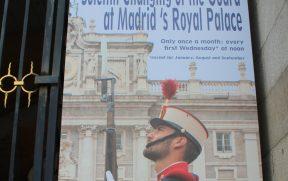 Troca da Guarda em Madri