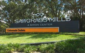 Compras em Miami: Visitando o Sawgrass Mills