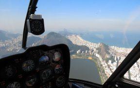 Voo de Helicóptero pelo Rio de Janeiro
