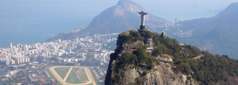 Cristo Redentor e Rio de Janeiro