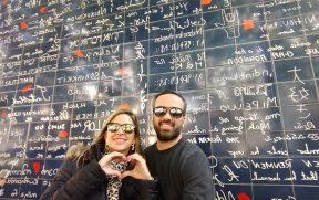 Casal em Les Mur de je t'aime
