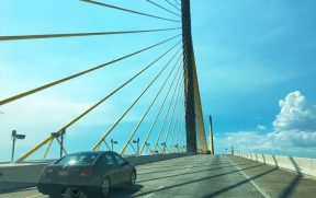 Ponte Sunshine Skyway
