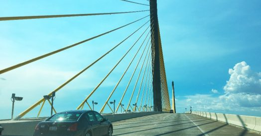 Ponte Sunshine Skyway