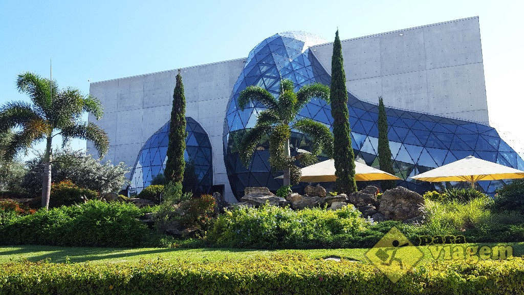 Museu Dali em St. Petersburg na Flórida