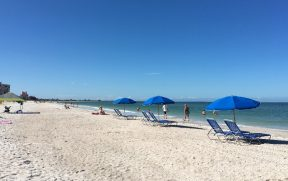 St. Pete Beach na Flórida
