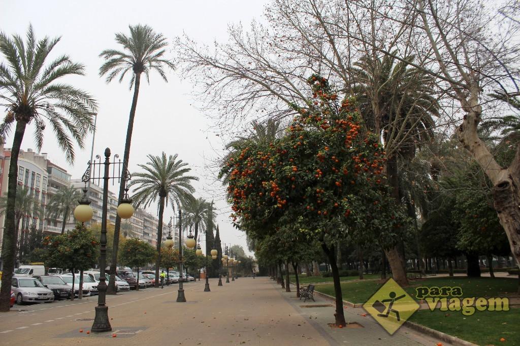 Jardines del Duque de Rivas