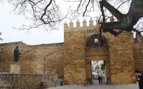 Puerta de Almodóvar em Córdoba
